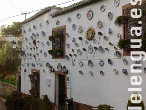 Une maison typique du Sacromonte