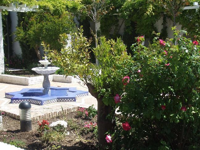Cours espagnol grenade espagne blog archive la for Jardin en espagnol