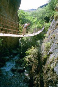 Senderismo y actividades en la Sierra Nevada