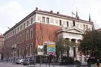 Siège de la Real Academia à Madrid