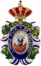 Logo de la Real Academia española
