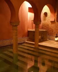 Les bains arabes sont une chose à ne pas manquer à Grenade!