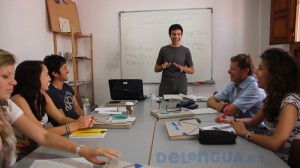 Cours d'Espagnol à lécole Delengua
