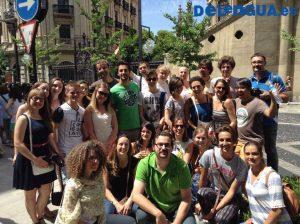 Les étudiants choisissent Delengua